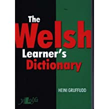Welsh Learners Dictoinary (mini version)