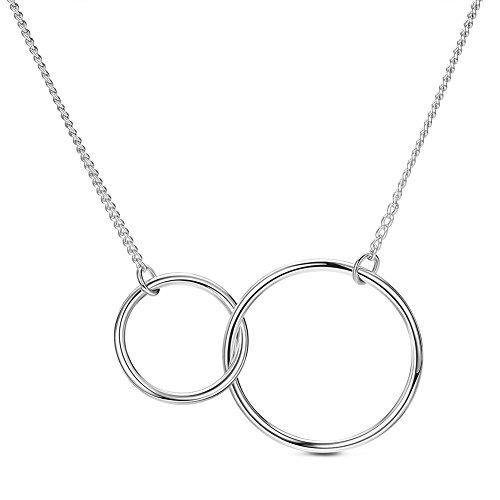 sweetiee-collier-pur-argent-925-sterling-pendentif-deux-anneaux-entrelacescadeau-femme-ideal-argent-