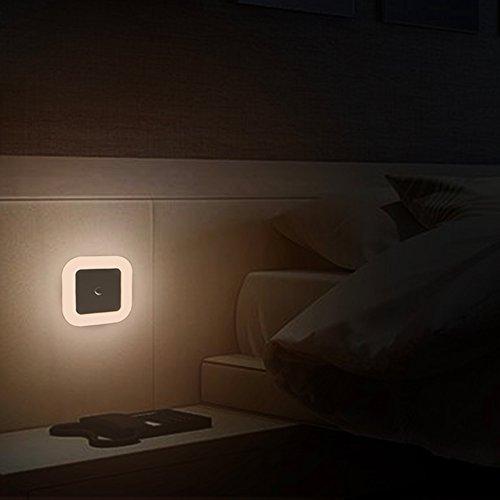 Stunning Sycees Nachtlicht Led Touch Lampe Fr Flur Treppen Kche Badezimmer  Schrank With Treppen Lampen