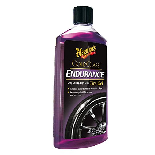 Meguiars Endurance High Gloss pneumatici Nero
