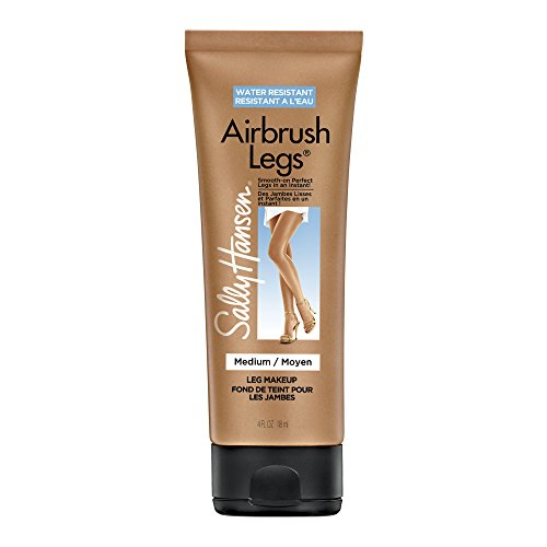 Sally Hansen Airbrush Legs Smooth Crema para Pies - Medium, 118 ml