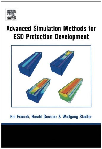 Simulation Methods for ESD Protection Development