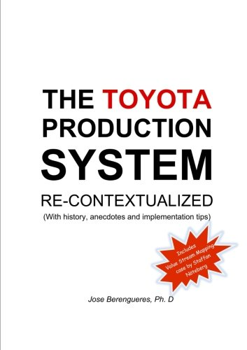 The Toyota Production System Re-contextualized