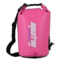 Aquafree Dry Bag, 5L Pink Waterproof Sack 100% Waterproof Dry Bag