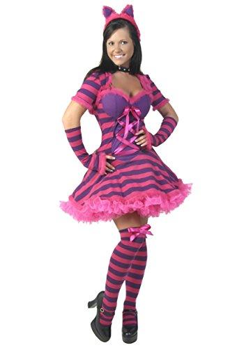rland Cat Fancy dress costume 1X (Cheshire Cat Fancy Dress Kostüm)