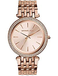 Michael Kors Darci Analog Gold Dial Women's Watch - MK3192