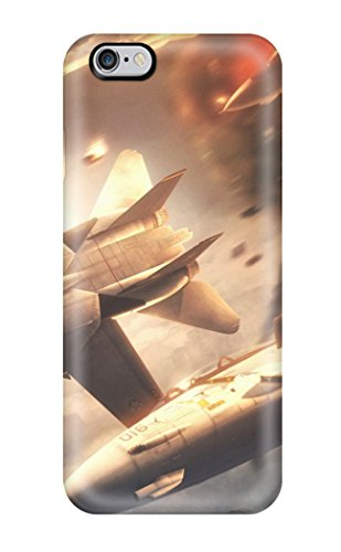 Iphone 6 Plus Case Slim [ultra Fit] Ace Combat Protective Case Cover