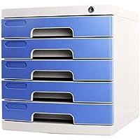 Met Love File Cabinet Desktop Multi-Purpose 5th Floor con archivadores de cerraduras