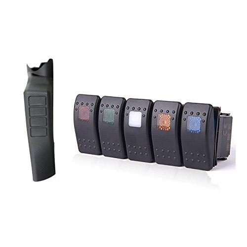 un-pilar-vaina-4-switch-con-5-interruptores-basculantes-para-jeep-wrangler-jk-07-15