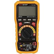 KKmoon HYELEC MS8236 Auto Auto Range Spegnimento Multimetro con temperatura Test e Data Logger