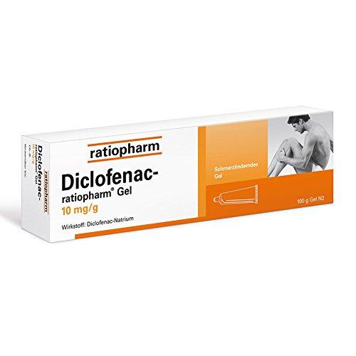 Diclo-ratiopharm Schmerzg 100 g