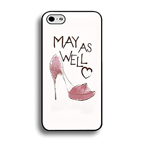 High Heels Iphone 6 Plus/6s Plus 5.5 Inch Case Luxury Pink High Heeled Shoes Phone Case Cover for Iphone 6 Plus/6s Plus 5.5 Inch High Heels Elegant
