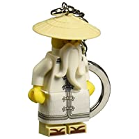 LEGO 95008 Ninjago Movie Master Wu Keychain