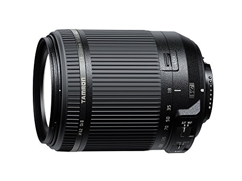Tamron Objectif B018N 18-200mm F/3.5-6.3 Di II VC Noir - Monture Nikon