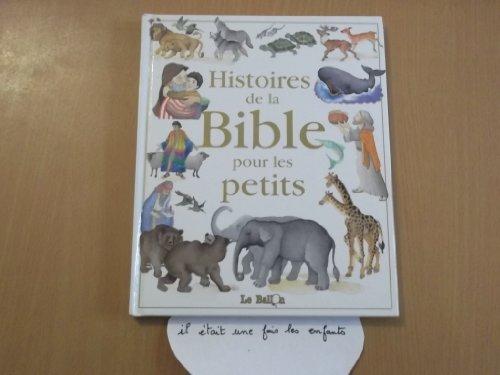 HISTOIRES DE LA BIBLE POUR LES PETITS par Mary Hoffman