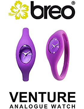 Breo Venture Analogue Watch Purple S