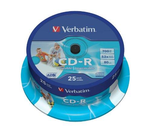 verbatim-43439-cds-vrgenes-25-unidades