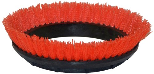 oreck-commercial-237047-crimped-polypropylene-scrub-orbiter-brush-12-diameter-0028-bristle-diameter-