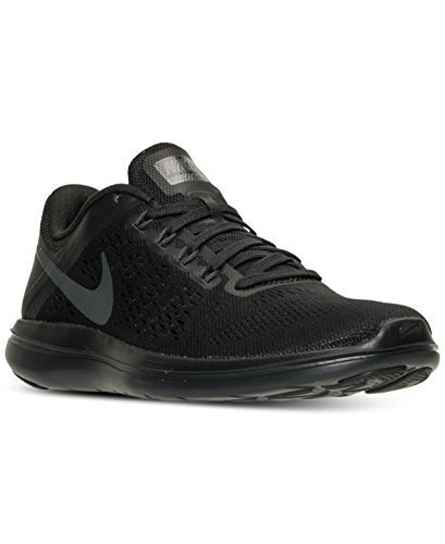 Nike Womens Flex 2016 RN Running Trainers 830751 Sneakers Shoes (UK 6.5 US 9 EU 40.5, Black Anthracite 010)