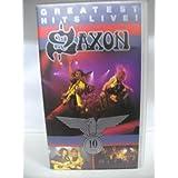 Saxon - Greatest Hits Live !