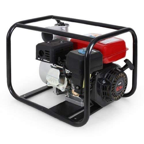EBERTH 6,5 PS 3 Zoll Wasserpumpe Benzin Motor Pumpe - 3