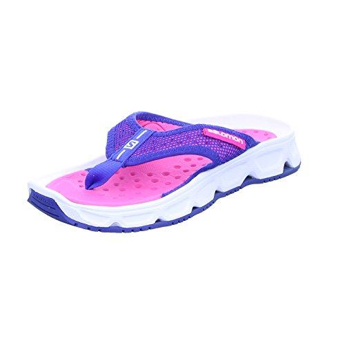 Salomon RX Break W, Chaussures de Plage et Piscine Femme, Violet, 30 EU