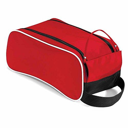 Quadra - sac de voyage pour chaussures - QD76 - coloris rouge