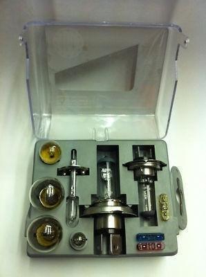 Preisvergleich Produktbild Holiday Travel Bulb Kit H1 H4 H7 For Suzuki 50Cc Tv50