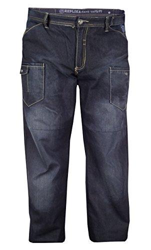 Replika -  Jeans  - Uomo blu 50