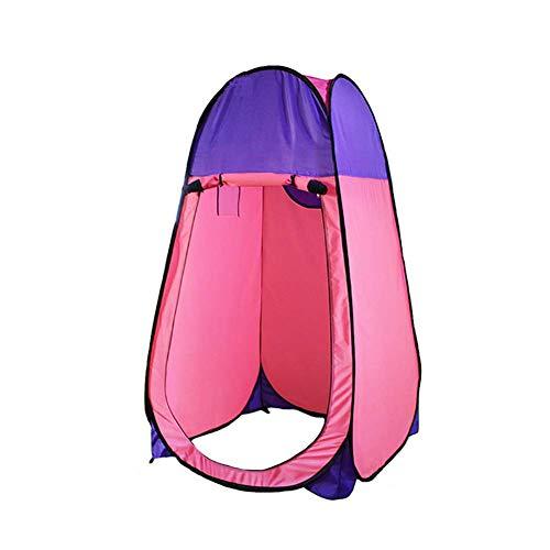 FDSEP Outdoor-Faltung, Pop-Up-WC-Zelt, Privacy Space Raumzelt Outdoor-Camping-Ausrüstungssammlung