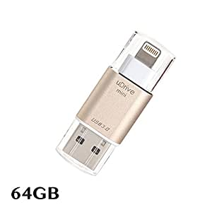 GMYLE Lightning USB-Stick für iPhone iPad: Amazon.de