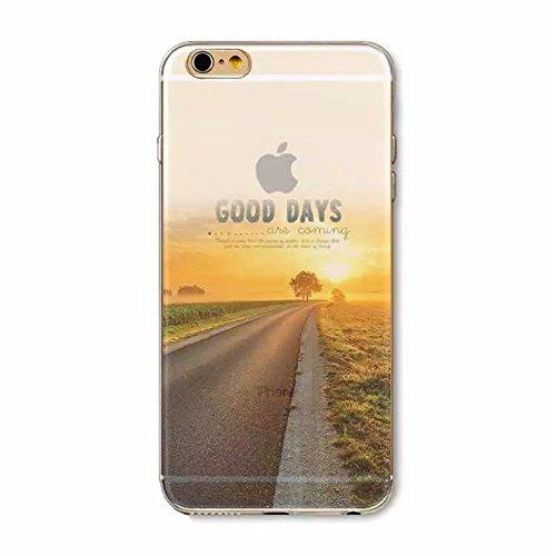 TKSHOP Custodia Morbido per Apple iPhone 6 Plus / iphone 6S Plus 5.5