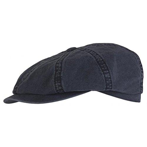 stetson-herren-bio-baumwolle-hatteras-delave-kappe-blau-m