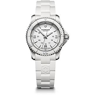 Victorinox Maverick–Reloj de Pulsera Cronógrafo Cuarzo Acero Inoxidable 241700