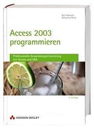 Access 2003 programmieren - Studentenausgabe (Allgemein: Datenbanken)