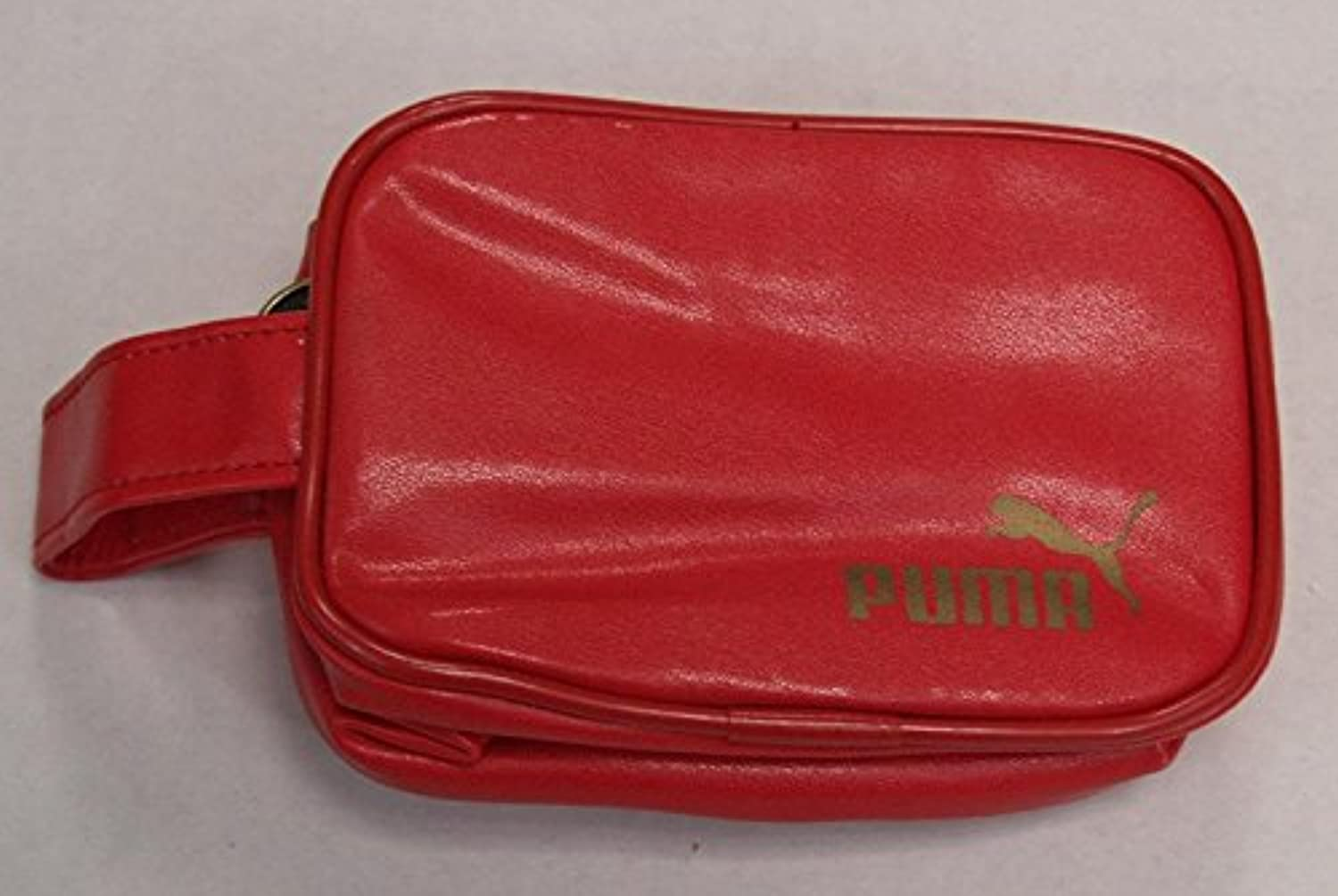PU100 Small Carrying Case (Rojo)