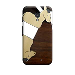 Ebby Premium Printed Back Case Cover With Full protection For Micromax Canvas Xpress 2 E313 (Designer Case)