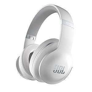 JBL Everest ELITE 700 - Auriculares circumaurales inalámbricos (cancelación activa de ruido nxtgen, micrófono integrado, Bluetooth), color blanco