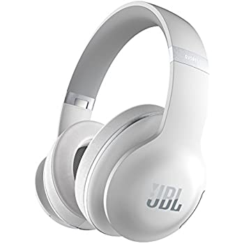 JBL Everest ELITE 700 Kabelloser Bluetooth Over-Ear Surround Kopfhörer mit NXTGen Active Noise Cancelling, Musiksteuerung und Integriertem Mikrofon - Weiß