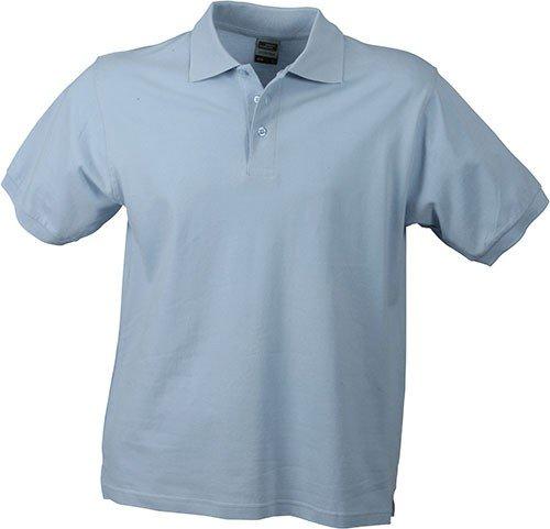 James & Nicholson Herren Polo Classic XL,Hellblau (Light Blue) (Blue Polo Ladies Classic)