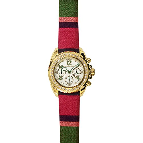 orologio cronografo unisex RoccoBarocco Rainbow trendy cod. RB0294