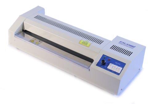 Laminiergerät DIN A3 Metallgehäuse, mit stufenloser Temperaturwahl, laminiert bis 2x 175 mic.