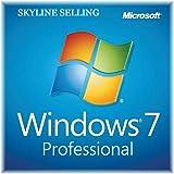 Windows 7 Pro 32 / 64 bit OEM - Coa Pack