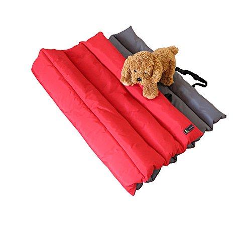 Portable Kennel Dog Étanche Collapsible Dog Coussins Anti-morsure Pet Bed, 6 Couleurs En Option ( Couleur : 5 , taille : 95CM )
