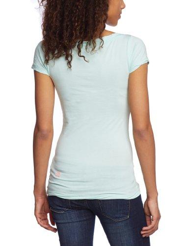 G-STAR Damen T-Shirt Sings Midge Cap Blau (glass 3481)