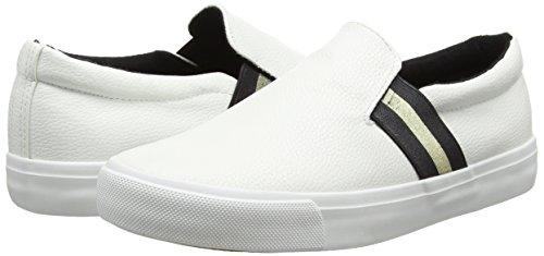 New Look Damen Melon Sneaker Low-Tops Weiß (White)