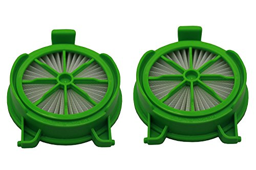 Confezione da 2. Filtri HEPA per gli aspirapolveri Rowenta Powerline (alternativa a RS-RH5024 e D230466)