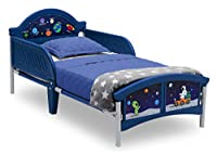 Alfie The Astronaut Toddler Bed with Bedguard
