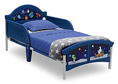 Delta Children Astronautas - Cama primera infancia, unisex