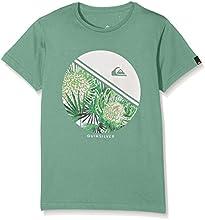 Quiksilver EQBZT03356-GND0_XS/8, Camiseta Para Niños